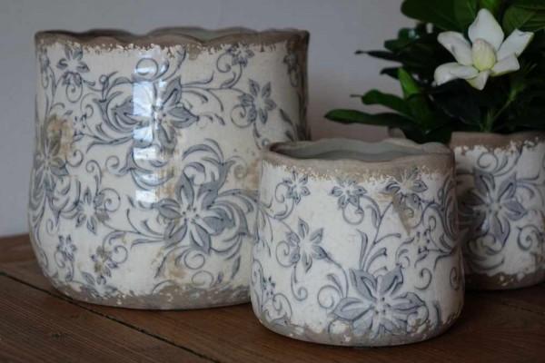 Vintage Keramiktopf