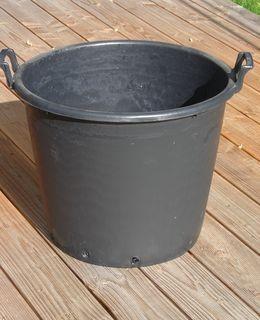 Grosscontainer mit Traggriffen 70 Liter