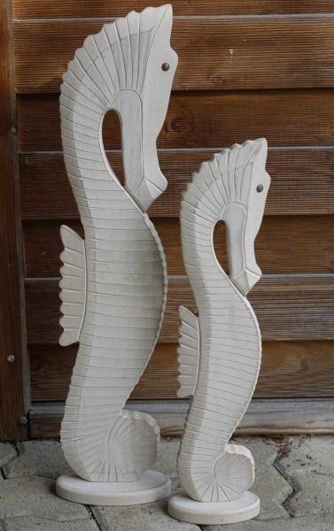 Seepferdchen Holz