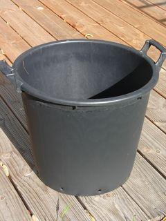 Grosscontainer mit Traggriffen 35 Liter