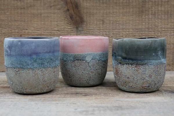 Pflanzengefäss Keramik