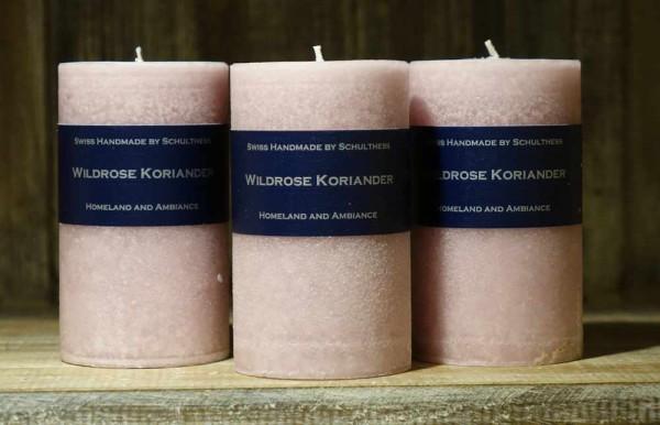 Wildrose Koriander - Duftkerze - Schulthess