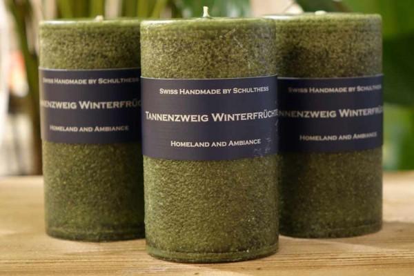 Tannenzweig Winterfrüchte - Duftkerze - Schulthess