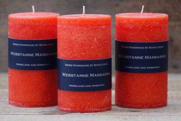 Weisstanne Mandarine - Duftkerze - Schulthess